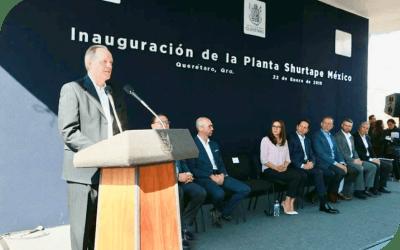 Inauguración nuevas oficinas Shurtape México